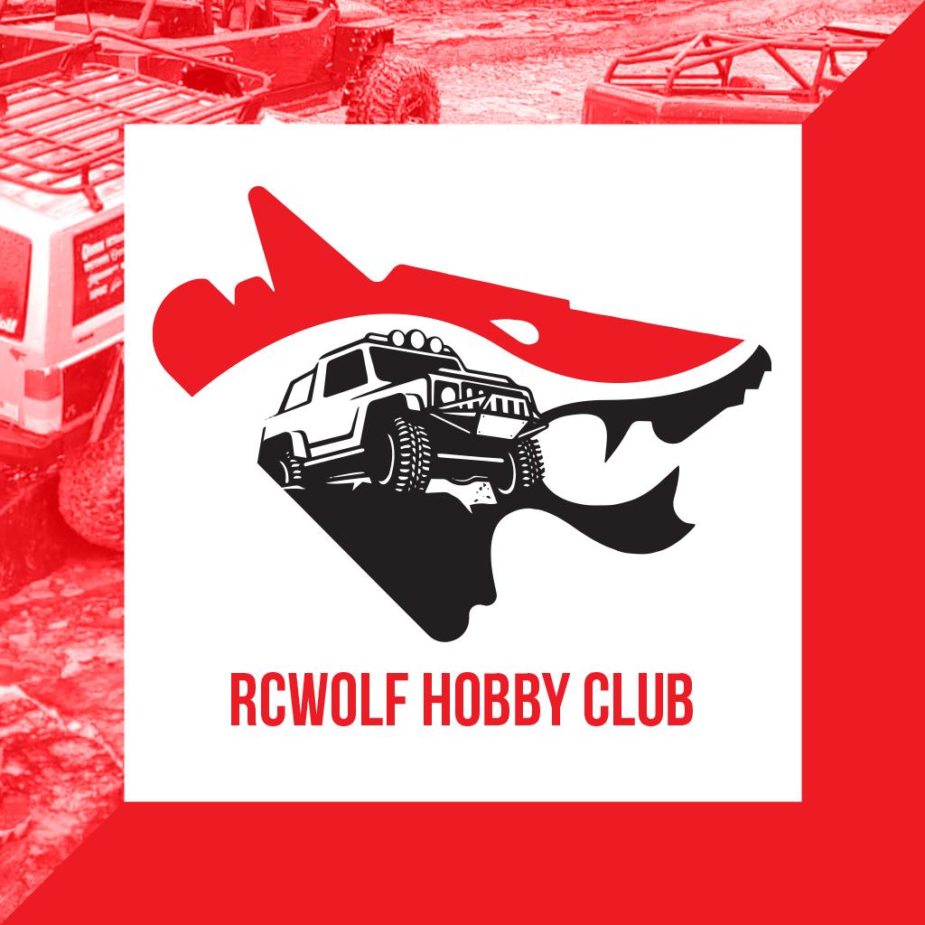 Logo design for hobby club
